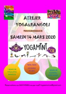 Yoga Mini - ateliers parents & enfants